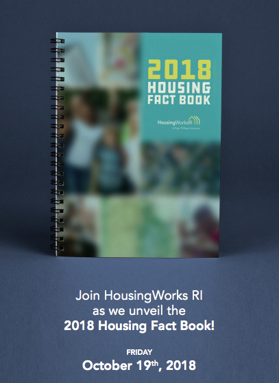 2018 Housing Fact Book Release: 10/19